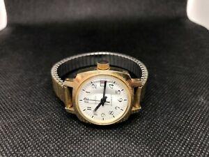 【送料無料】腕時計 レディースヴィンテージドイツアンチladies vintage ruhla antimagentic east german made gold plated wristwatch