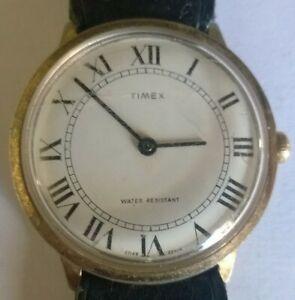【送料無料】腕時計 リレーmontre mcanique ancienne timex , mvt timex m24, fonctionne