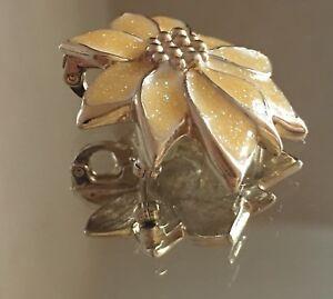 【送料無料】腕時計 ビンテージフランスエナメルペンダントanciennevintage brochependentif mail old french enamel brooch gold plated