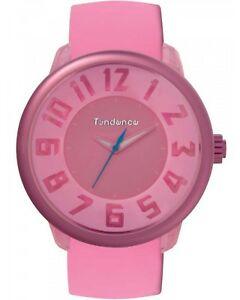 【送料無料】腕時計 レディースファンタジーピンクストラップウォッチtendence ladies fantasy pink strap watch t0630007