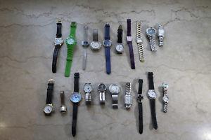 【送料無料】腕時計 ウォッチコレクションuhrenkonvolut aus insolvenz