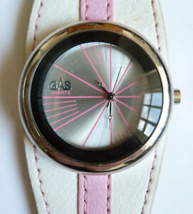 【送料無料】腕時計 ベルガスリレーbelle montre femme quartz gas elle fonctionne
