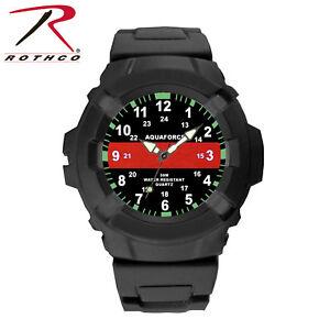 【送料無料】腕時計 アクアフォースシンレッドラインウォッチaquaforce thin red line watch