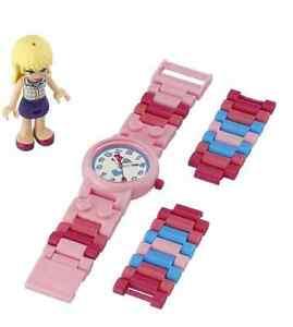【送料無料】腕時計 レゴステファニーアナログミニマルチカラーストラップlego friends stephanie childrens analogue watch minidoll multicolour strap