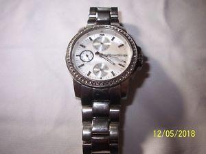 【送料無料】腕時計 ケネスベゼルブレスレットkenneth cole kc4832, womens stone set bezel bracelet watch low free ship