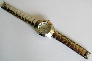 【送料無料】腕時計 レディースクォーツladies bijoux terner silver tone quartz watch 6 12 length