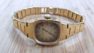 【送料無料】腕時計 ビンテージウォルサムvintage waltham womens wristwatch ~ 17jewels ~ 9e1812