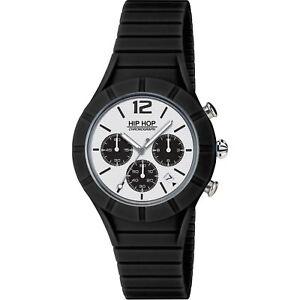 【送料無料】腕時計 オロロジオヒップホップカサグラフィカルorologio hip hop xman hwu0656 cassa 42 mm watch man uomo nero cronografo