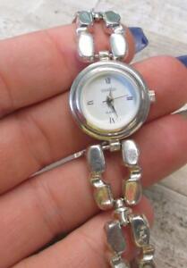 【送料無料】腕時計 ジャンスターリングシルバーグラムgianello all sterling silver womens wristwatch 276grams ~ 8h7556
