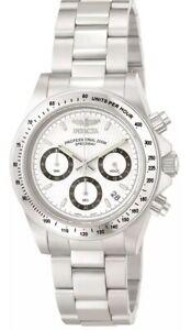 【送料無料】腕時計 メンズスピードウェイクロノグラフステンレススチール249 invicta mens speedway chronograph stainless steel 9211 wrist watch