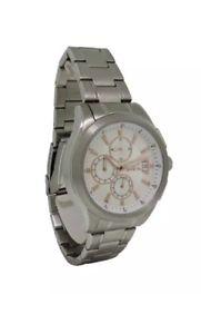 【送料無料】腕時計 メンズラウンドアナログクロノグラフステンレススチールウォッチinvicta specialty 1481 mens round analog chronograph date stainless steel watch