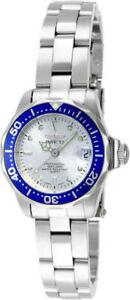 【送料無料】腕時計 プロダイバークオーツステンレススチールアナログナットinvicta womens pro diver analog 200m quartz stainless steel watch 14125