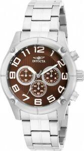 【送料無料】腕時計 メンズクロノグラフブレスレット mens invicta 15369 45mm specialty chronograph bracelet watch