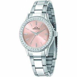 【送料無料】腕時計 オロロジオクロノスタープリンセスソロテンポピンクウォッチorologio chronostar princess donna r3753242514 solo tempo zirconi watch rosa