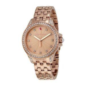 【送料無料】腕時計 ブランドジューシークチュールシャーロットクオーツローズゴールドウォッチbrand juicy couture charlotte womens quartz rose gold watch 1901534