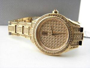 【送料無料】腕時計 ジェニファーロペスブレスレットボックスドルウォッチjennifer lopez jlo crystal bracelet watch fmdjl308 boxed 275