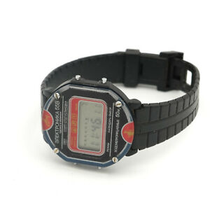 【送料無料】腕時計 メロディスポーツクロノグラフビンテージデジタルウォッチelektronika 55 b melody waterproof sport chronograph vintage digital watch rare