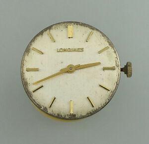 【送料無料】腕時計 ビンテージムーブメントキャリバー1966 vintage longines caliber 194 wrist watch movement runs good
