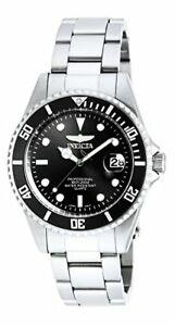 【送料無料】腕時計 プロダイバーアナログクォーツシルバーステンレススチールウォッチinvicta mens pro diver analog quartz silver stainless steel watch