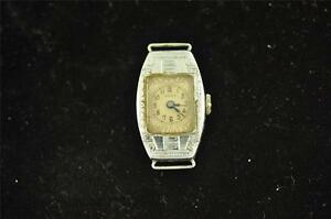 【送料無料】腕時計 ビンテージレディーススイスvintage ladies swiss albuse wristwatch running