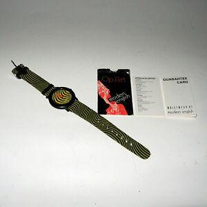 【送料無料】腕時計 ワーキングウォッチオペオペwristwear by modern english working watch opart op art op1