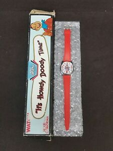 【送料無料】腕時計 エディションボックスits howdy doody time wristwatch 40th anniversary edition wind up in box