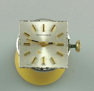 【送料無料】腕時計 ビンテージメンズムーブメント1966 vintage longines caliber 194 mens wrist watch movement runs good