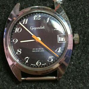 【送料無料】腕時計 ビンテージvintage gigandet military