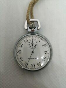 【送料無料】腕時計 タイマービンテージポケットストップウォッチ