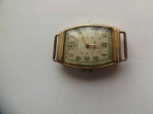 【送料無料】腕時計 ヴィンテージゴールドケースロールウォッチa vintage rolled gold cased rotary manual wind watch