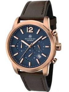 【送料無料】腕時計 クロノグラフ accurist gents chronograph watch 7021