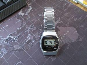 【送料無料】腕時計 ビンテージクォーツオーダvintage dugena, lcd quartz watch,working order