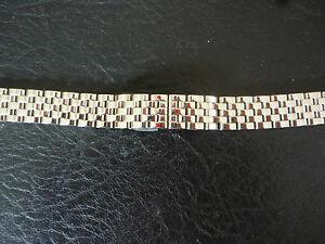 【送料無料】腕時計 ブレスレットアラン1 bracelet acier alain silberstein 15mm