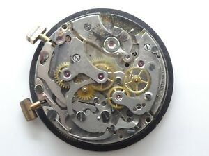 【送料無料】腕時計 クロノグラフサービスlanderon chronograph movemnt not working need service w328