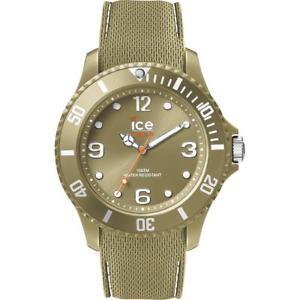 【送料無料】腕時計 シリコーンカーキサブウォッチorologio uomo ice watch sixty nine ic014554 silicone khaki sub 100mt