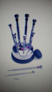 【送料無料】腕時計 ユーロツールスクリュードライバーセットeuro tool rotating screwdriver set