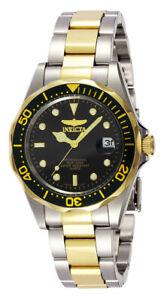 【送料無料】腕時計 プロダイバーステンレススチールウォッチinvicta pro diver 8934 stainless steel watch