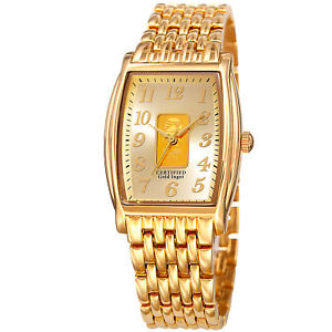 【送料無料】腕時計 シュタイナーブレスレットプレートmens august steiner as8226yg certified 010g plate of pure gold bracelet watch
