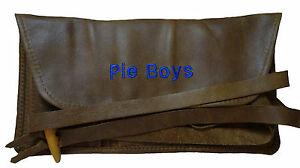 【送料無料】腕時計 ソフトレザートラベルケースポーチストレージluxury personalised soft leather travel case 3 pouch watches storage uk