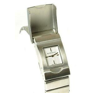 【送料無料】腕時計 ジョルダーノレディースブレスレットストラップシルバーストーンウォッチgiordano 20415 ladies silver tone bracelet strap watch