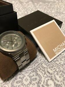 【送料無料】腕時計 メンズミハエルディランクロノグラフウォッチmens michael kors dylan chronograph watch mk8205
