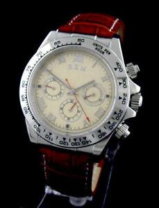 【送料無料】腕時計 デイトナ45mm ss daytona date just automatic wristwatch