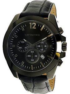 【送料無料】腕時計 ウィットメンズワイアードアナログクォーツファッションウォッチ