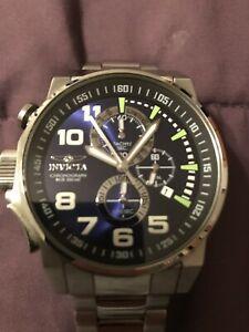 【送料無料】腕時計 クロノグラフステンレススティールブレスレットinvicta 46mm i force 14957 lefty chronograph stainless steel bracelet