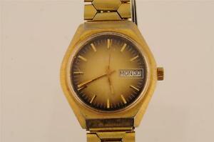 【送料無料】腕時計 ビンテージメンズスイスルグラムvintage mens swiss le gram automatic wristwatch daydate wristwatch