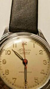 【送料無料】腕時計 ビンテージスイスvintage heliosa swiss incabloc watch working