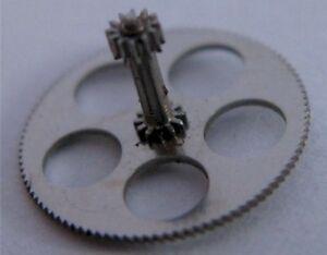 【送料無料】腕時計 マチックリダクションギアlecoultre futurematic 497 used part reduction gear 1481