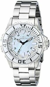 【送料無料】腕時計 プロダイバースイスクォーツアナログinvicta womens pro diver analog display swiss quartz silver watch