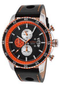 【送料無料】腕時計 メンズレッドラインスピードラッシュクロノグラフオレンジドル mens red line speed rush chronograph orange rl304c01oa ret595 no box