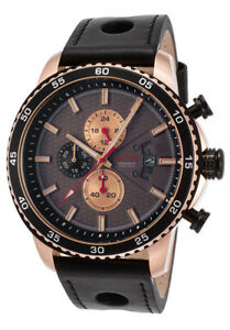 【送料無料】腕時計 メンズレッドラインスピードラッシュクロノグラフブラウンローズゴールドボックス mens red line speed rush chronograph brown rose gold rl304crg01 no box